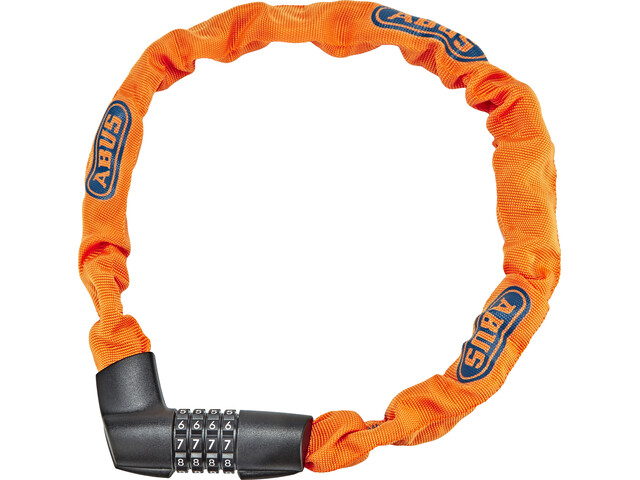ABUS Tresor 1385/75 Chain Lock neon orange